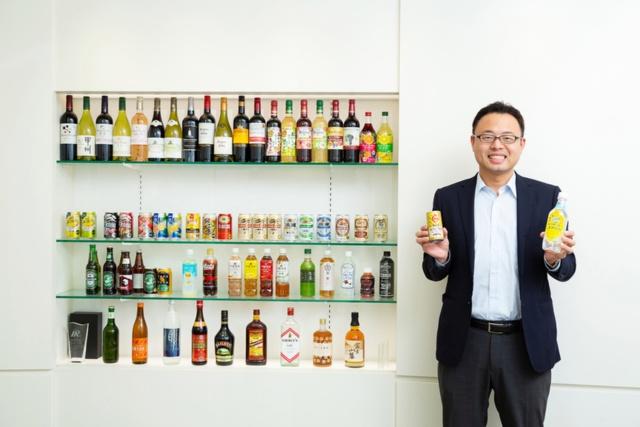 平野 真太郎氏 キリンビバレッジ株式会社 マーケティング本部 マーケティング部 商品担当 担当部長