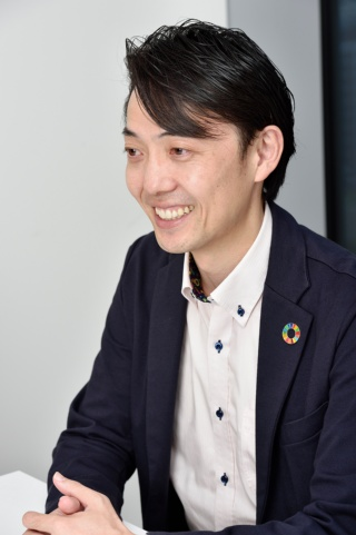 キリン株式会社 CSV戦略部 健康チーム 主務 北林 健 氏