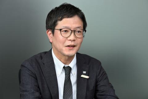 岩渕英雄(いわぶち・ひでお)。株式会社JTB 個人事業本部 事業統括部 推進担当マネージャー
