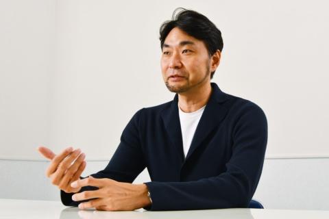 田子 學(たご・まなぶ)。株式会社エムテド 代表取締役 アートディレクター/デザイナー