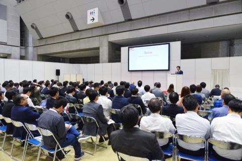 2019年10月に実施した日経クロストレンドEXPO2019で日本コカ・コーラが講演