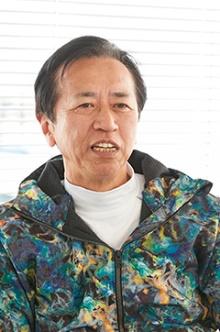 ワークマン 専務取締役 開発本部 情報システム部 ロジスティクス部担当 土屋哲雄氏