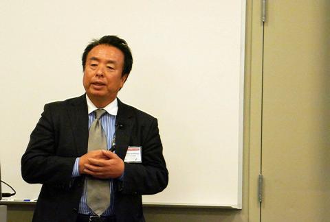 スタンフォード大学 医学部の西村俊彦氏。Stanford Laboratory for Drug, Device Development & Regulatory Science(SLDDDRS)の共同所長を務める