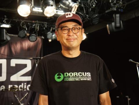 FM802 DJ 中島ヒロト氏
