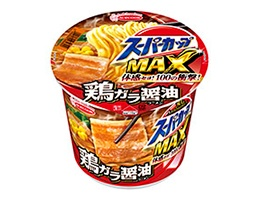 「スーパーカップMAX しょうゆラーメン」(エースコック)