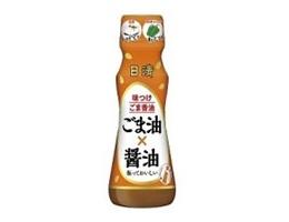 「日清味つけごま香油 ごま油×醤油」(日清オイリオ)
