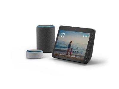 Amazonが創る「音声ファーストの未来」を実体験、明日の部屋【日経クロストレンド EXPO 2018】(画像)